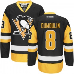 Brian Dumoulin Pittsburgh Penguins Reebok Premier Alternate Jersey (Black)