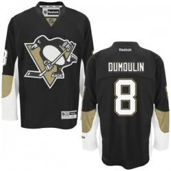 Brian Dumoulin Pittsburgh Penguins Reebok Premier Home Jersey (Black)