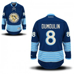 Brian Dumoulin Pittsburgh Penguins Reebok Premier Alternate Jersey (Royal Blue)