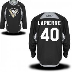 Maxim Lapierre Pittsburgh Penguins Reebok Premier Alternate Jersey (Black)