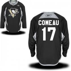 Blake Comeau Pittsburgh Penguins Reebok Premier Alternate Jersey (Black)