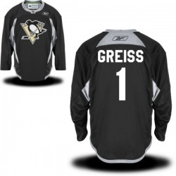 Thomas Greiss Pittsburgh Penguins Reebok Women's Premier Home Jersey (Red)